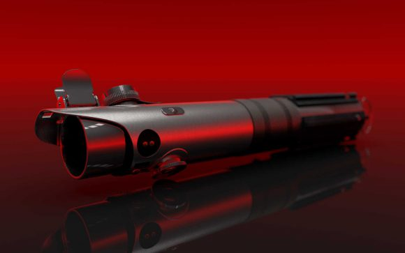 Lightsaber  CINEMA 4D
