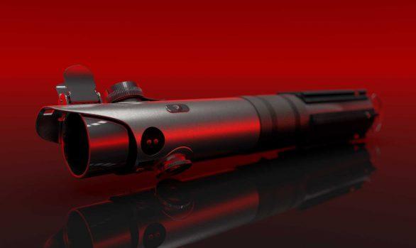 ライトセイバー  CINEMA 4D